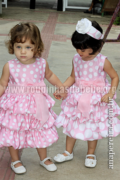 vestido infantil de cetim para festa