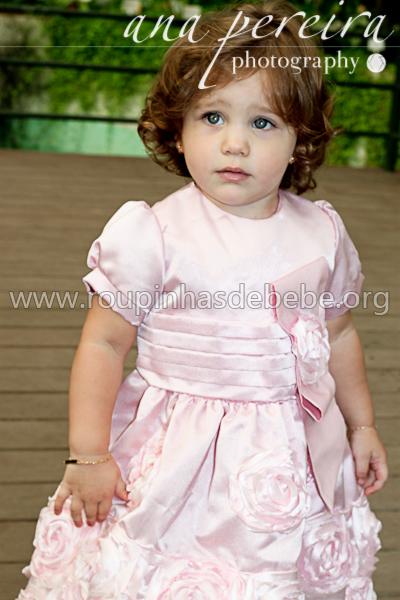 vestido infantil para festa tema princesa