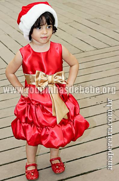 vestidos de festa infantis