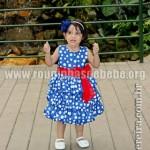 vestidos para meninas de 1 ano