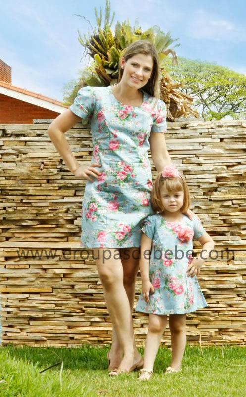 vestidinhos florais infantil
