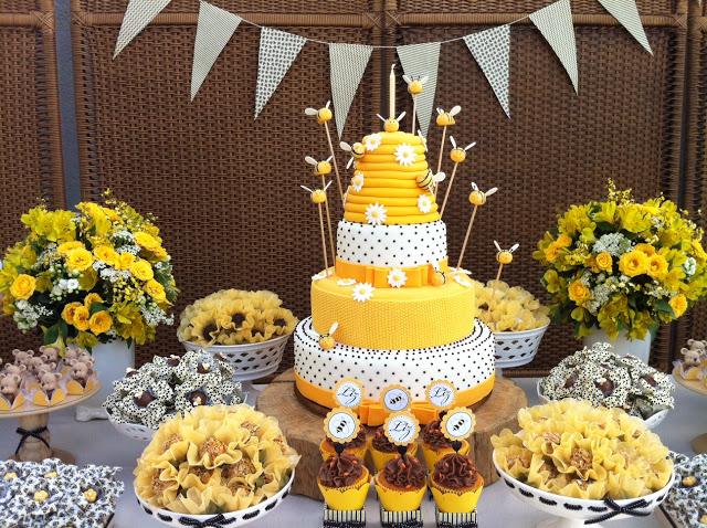 festa da abelhinha