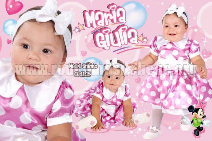 roupa de festa para bebe