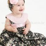 Moda bebê feminina