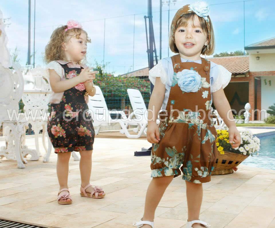 roupas de meninas