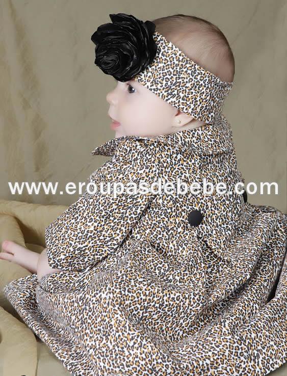 casaco bebe oncinha