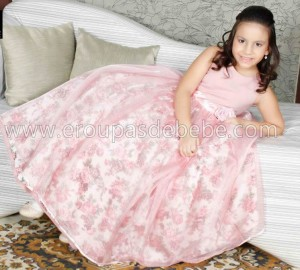 vestido infantil para festa de casamento
