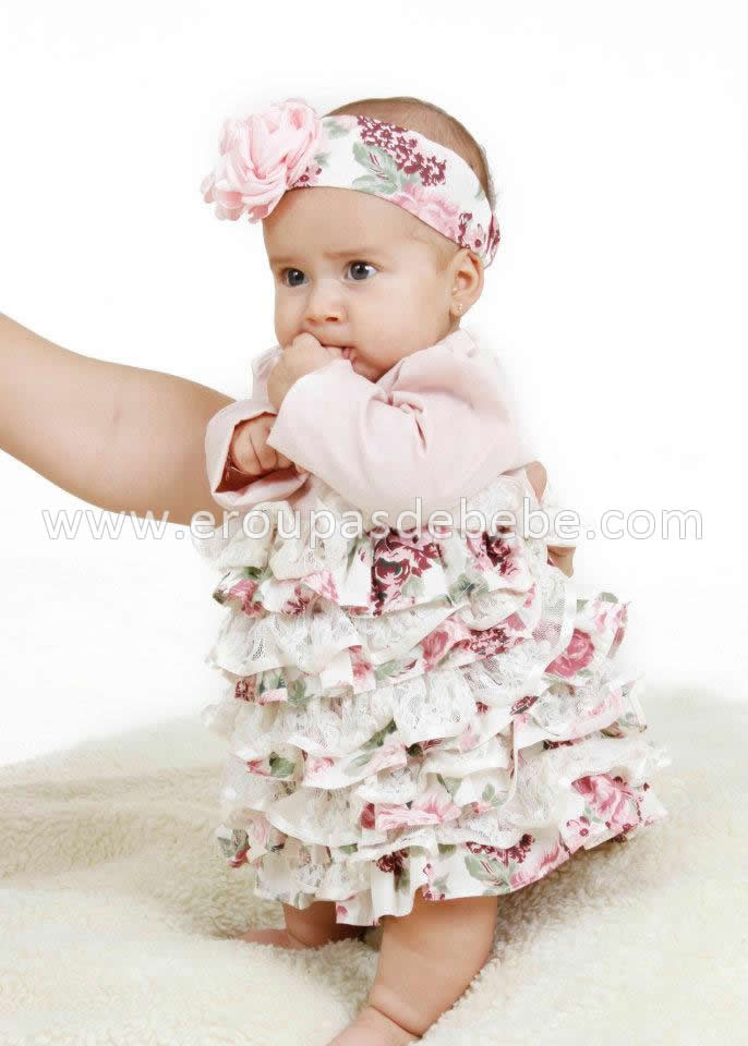 Vestido Para Bebê De 2 Meses
