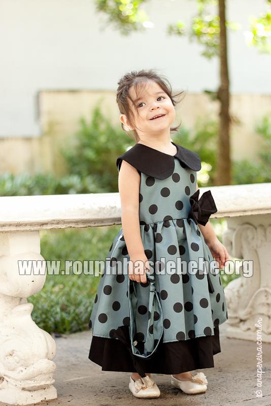 vestido festa infantil 1 ano