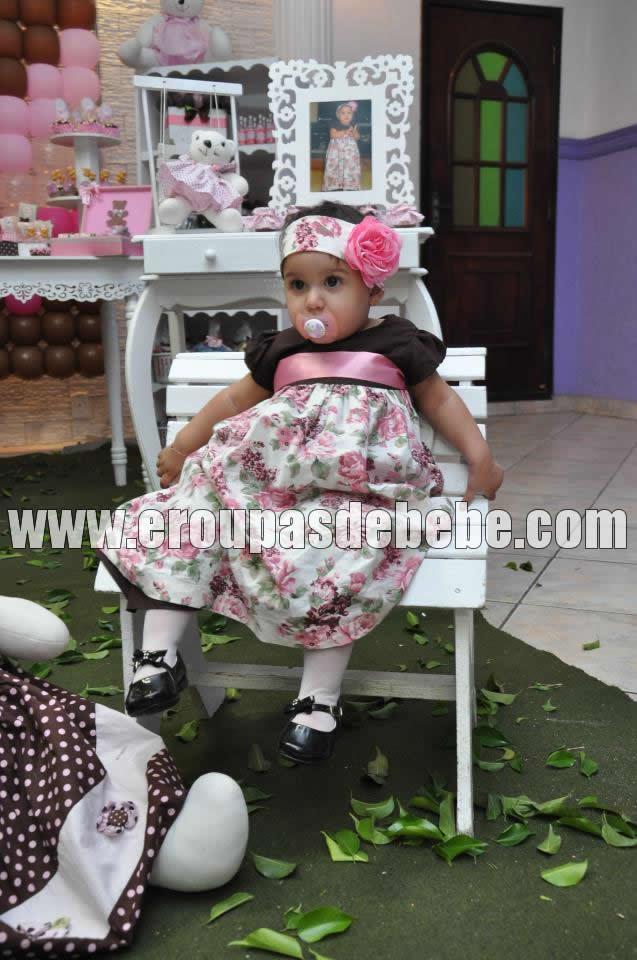 Vestidos de aniversário para crianças