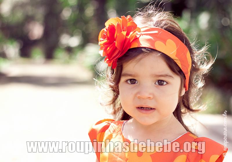 vestido para menina de 1 ano
