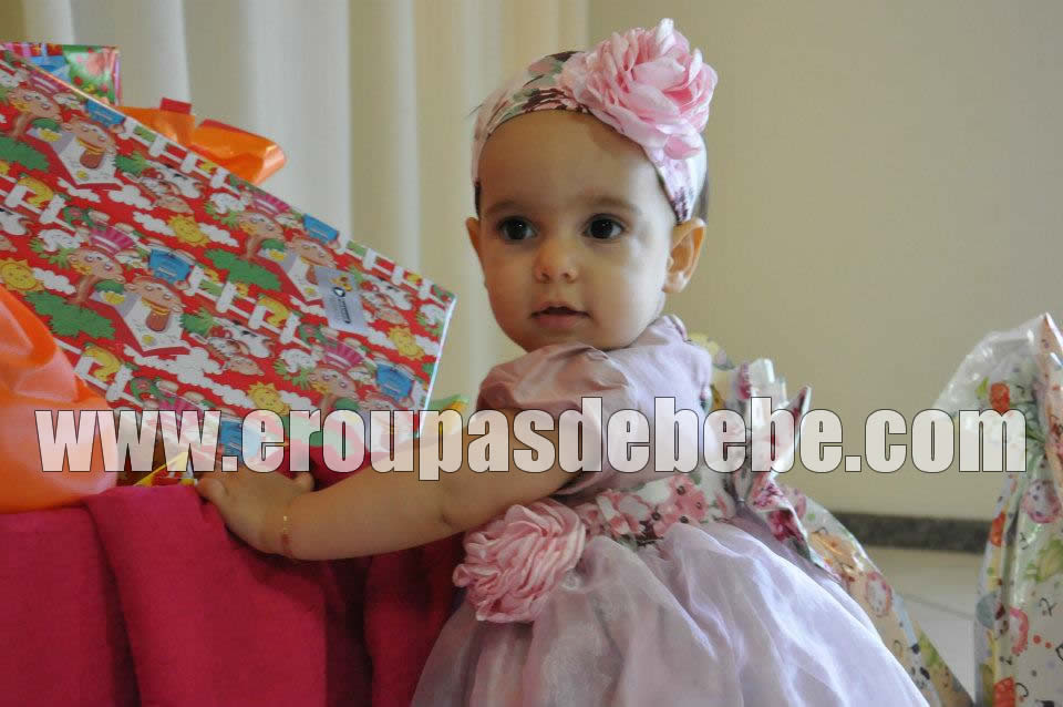 moda infantil para meninas