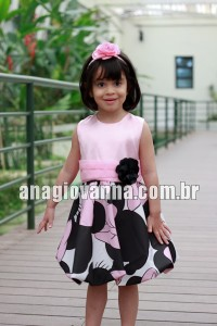 vestido infantil da minnie para festa