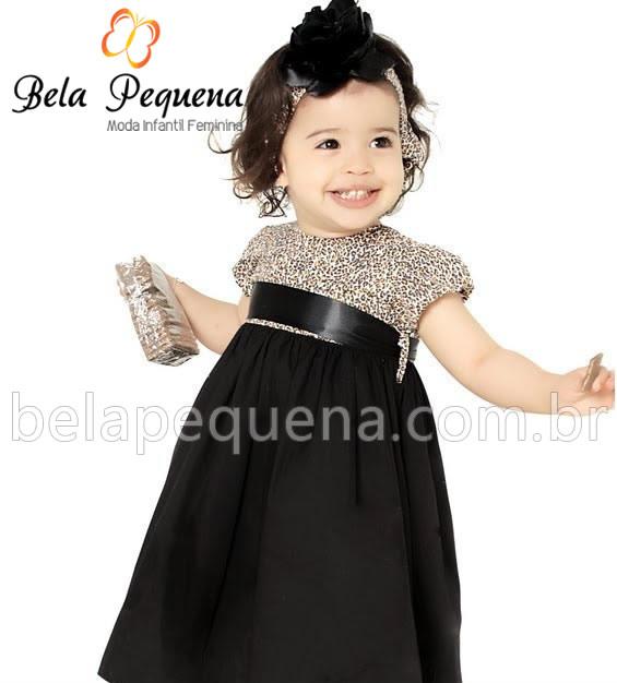 4ee9ab8297 Vestidos da moda infantil