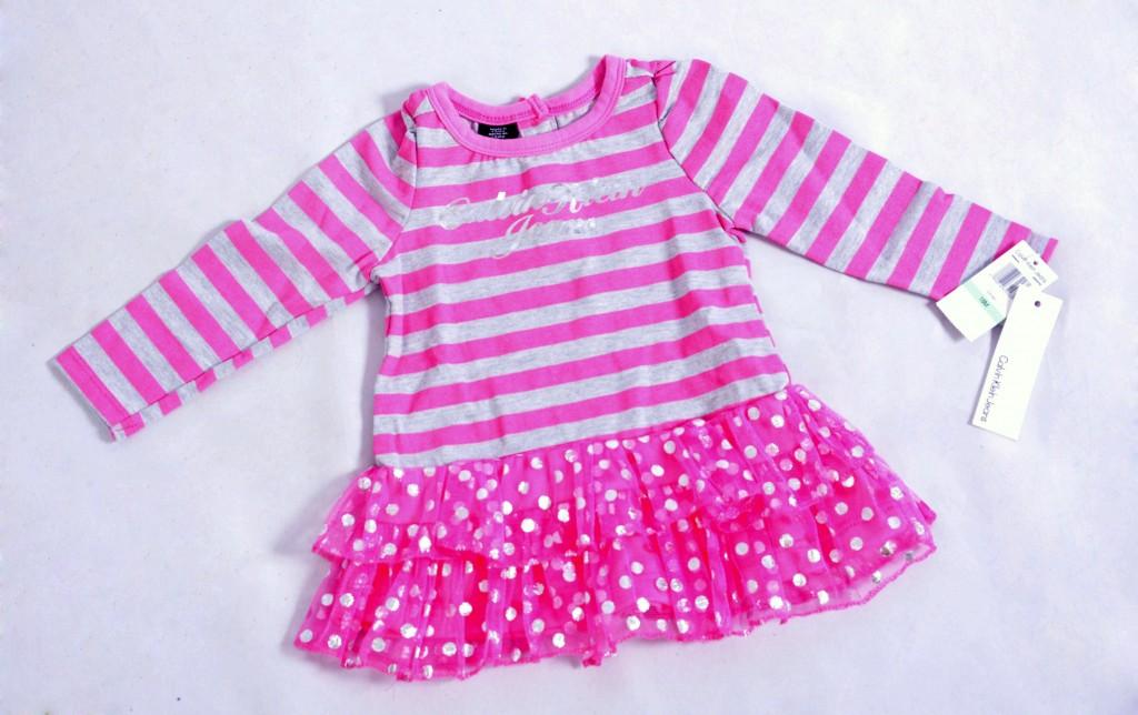Blusa rosa infantil importada