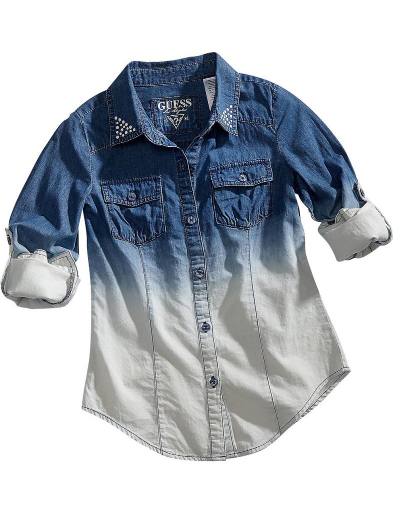 Camisa Guess 10-12anos