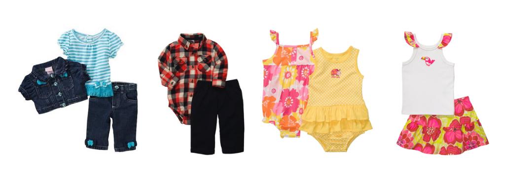 Coleção Moda Bebê Importada