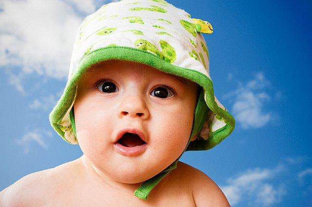 Roupas de bebê para o verão