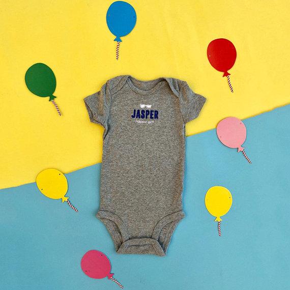 Roupas de bebê importadas online