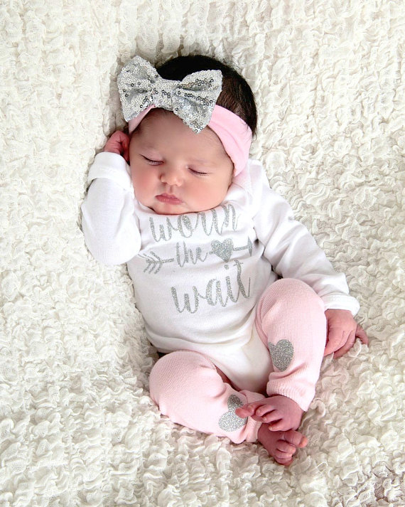 Roupas de bebê feminino recém nascido