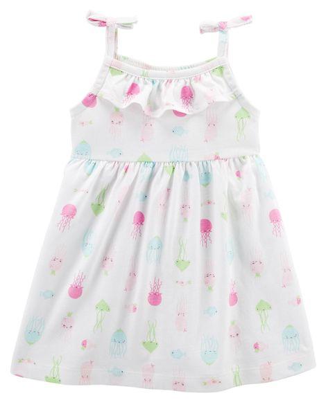 Vestidos de festa para bebês de 1 mês