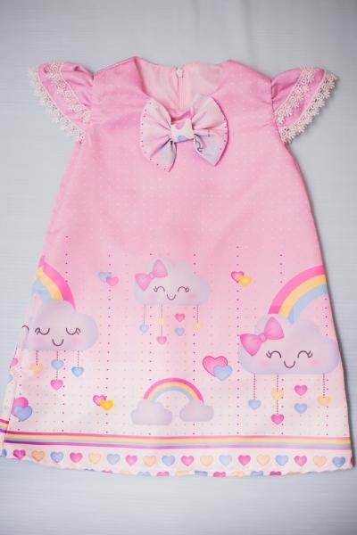 Vestidos de criança para festas