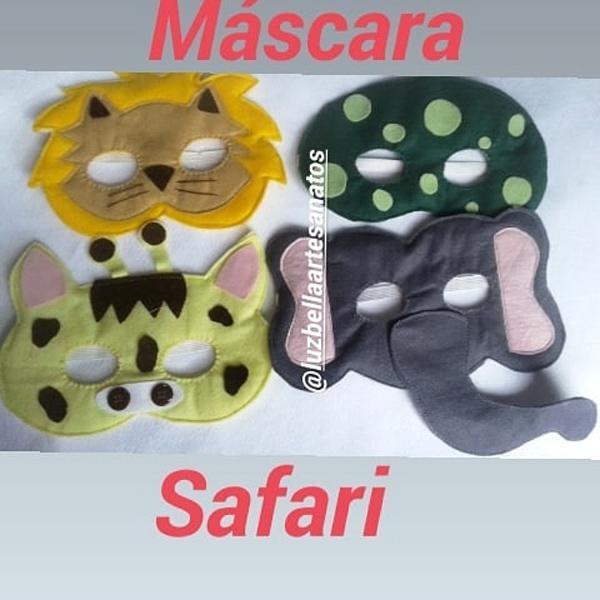 Lembrancinhas Safari
