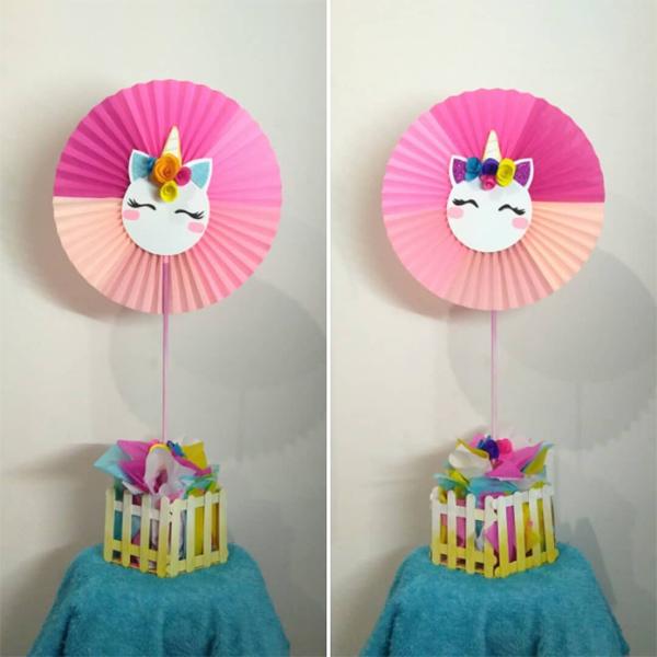 Enfeite de aniversário