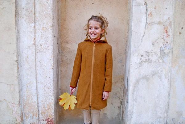 Look para festa infantil no inverno