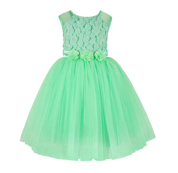 Vestidos de formatura de 9 anos