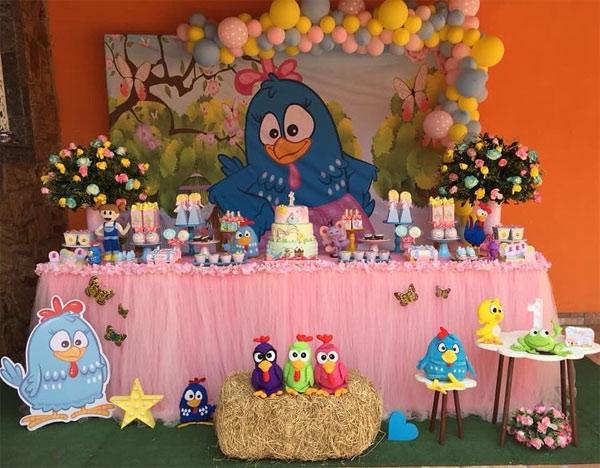 Temas para aniversário de 1 ano feminino